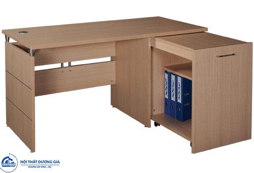Mua bàn làm việc văn phòng bằng gỗ ở đâu giá rẻ, chất lượng nhất?