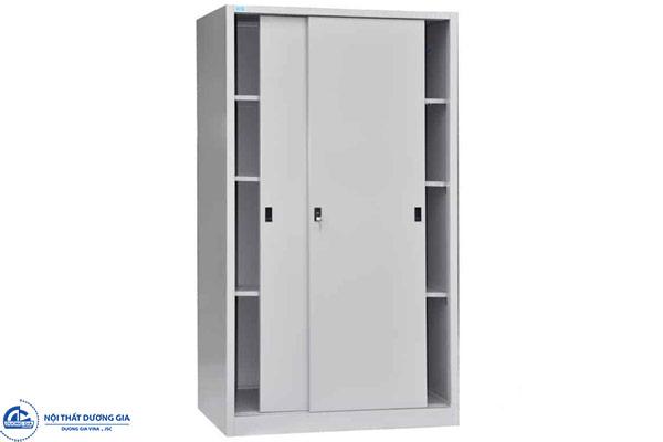 Những ưu điểm khi sử dụng tủ sắt cao cho văn phòng - TU07