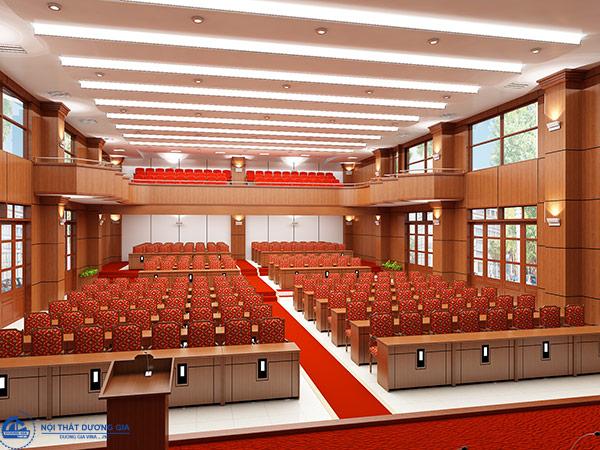 Tiêu chuẩn thiết kế nhà hội trường 800 chỗ ngồi