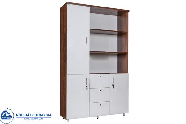 Sử dụng tủ gỗ ép nhiều ngăn giúp tiết kiệm chi phí