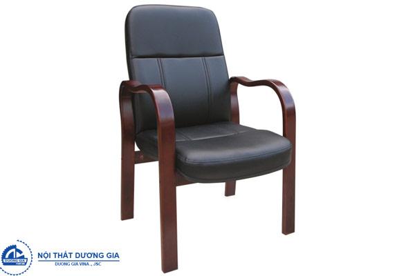 Ghế họp khung gỗ GH02