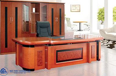 Địa chỉ cung cấp bàn làm việc Giám đốc giá rẻ, chính hãng tại Hà Nội