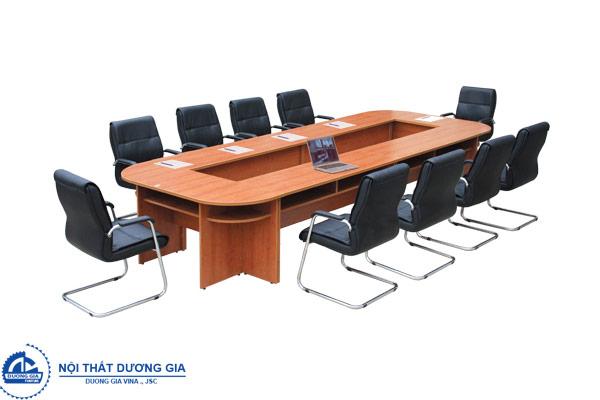 Mua bộ bàn ghế họp văn phòng ở đâu?
