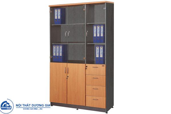 Mẫu tủ đựng tài liệu văn phòng NT1960-3G4D