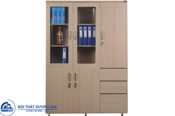 Mẫu tủ đựng tài liệu văn phòng giá rẻ HR1960-3B