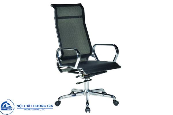 Mẫu ghế lưới dành cho Trưởng phòng GL320