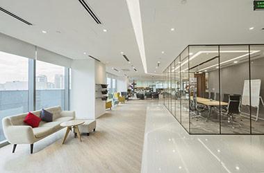 Thiết kế không gian văn phòng đẹp cần lưu ý tới những điều gì?