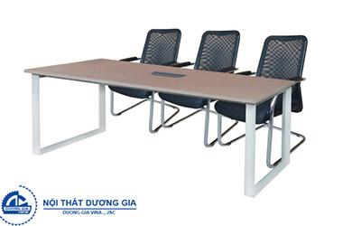 TOP 10 mẫu bàn phòng họp nhỏ thiết kế hiện đại mà bạn nên tham khảo