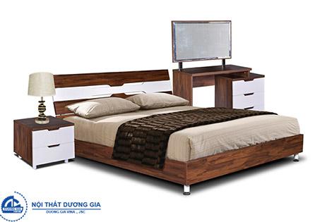 Bộ giường phòng ngủ 303 thiết kế lịch sự, sang trọng