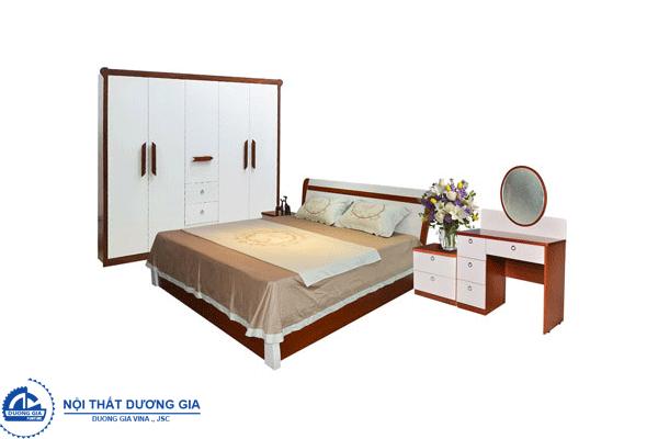 Bộ giường tủ phòng ngủ 402