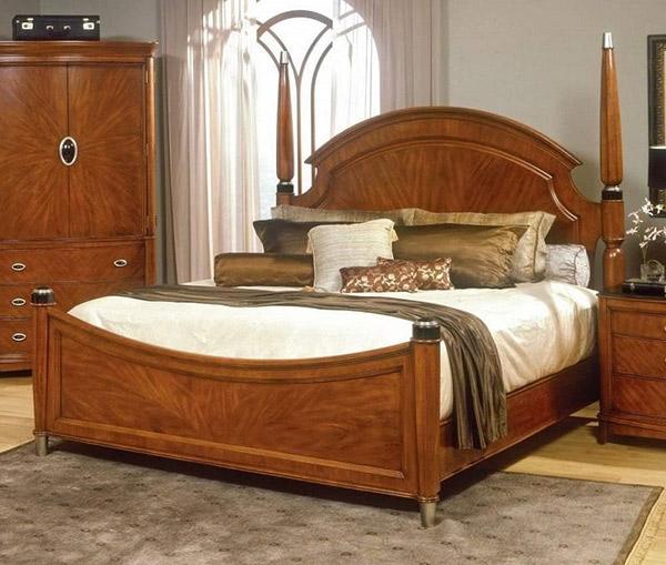 Địa chỉ cung cấp nội thất phòng ngủ gỗ tự nhiên uy tín