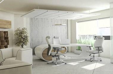 Hướng dẫn cách thiết kế nội thất phòng Giám đốc hiện đại, trẻ trung