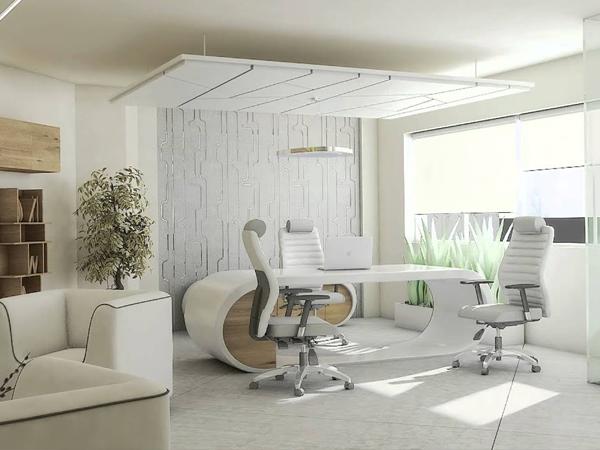 Tư vấn cách thiết kế nội thất phòng Giám đốc hiện đại