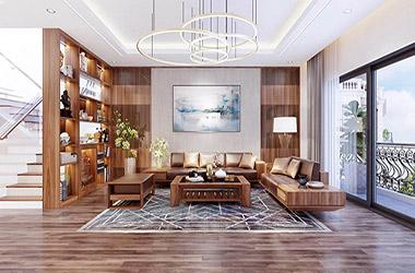 10+ Mẫu thiết kế nội thất gia đình hiện đại cuốn hút mọi ánh nhìn