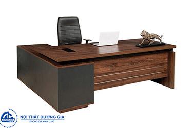Tại sao nên mua bàn Giám đốc nhỏ tại Công ty Nội thất Dương Gia?