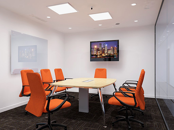 Chú ý tới kích thước bàn ghế họp