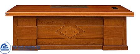 Bàn Giám đốc gỗ veneer DT2010V19