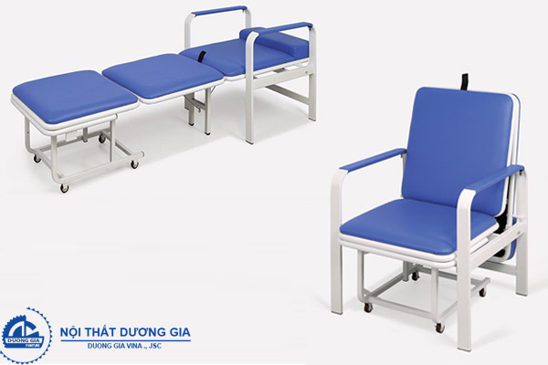 Ghế văn phòng kết hợp giường nằm GTJ-01