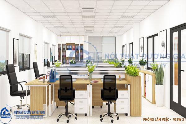 Thiết kế văn phòng VP-DG29