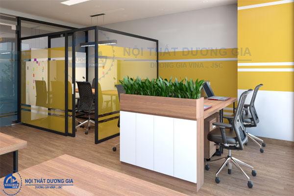 Thiết kế văn phòng VP-DG31