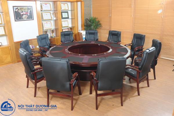 Báo giá bàn ghế phòng họp Hòa Phát