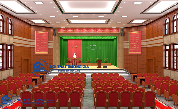 Mẫu thiết kế hội trường HT-DG25