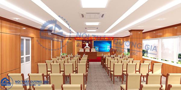 Mẫu thiết kế hội trường HT-DG27