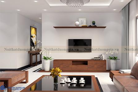 Thiết kế nội thất gia đình NTGD-DG16