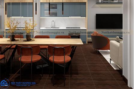 Thiết kế nội thất gia đình NTGD-DG03
