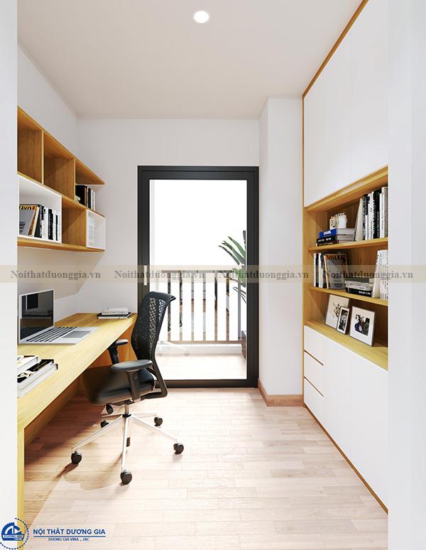 Thiết kế nội thất gia đình NTGD-DG04 giá rẻ