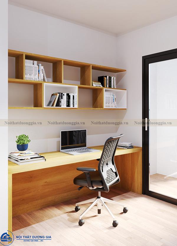Thiết kế nội thất gia đình NTGD-DG04 hiện đại