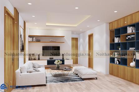 Thiết kế nội thất gia đình NTGD-DG04