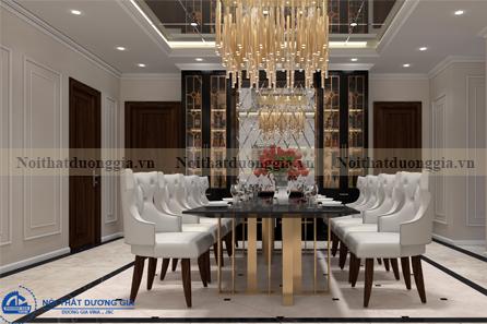 Thiết kế nội thất gia đình NTGD-DG06