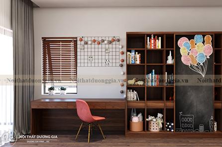 Thiết kế nội thất gia đình NTGD-DG17