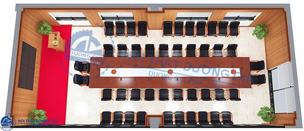Thiết kế nội thất phòng họp PH-DG31