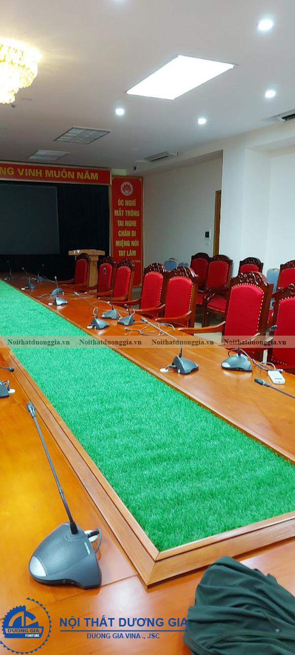 Phòng họp PH-DG35 sang trọng