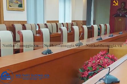 Thiết kế nội thất phòng họp PH-DG36