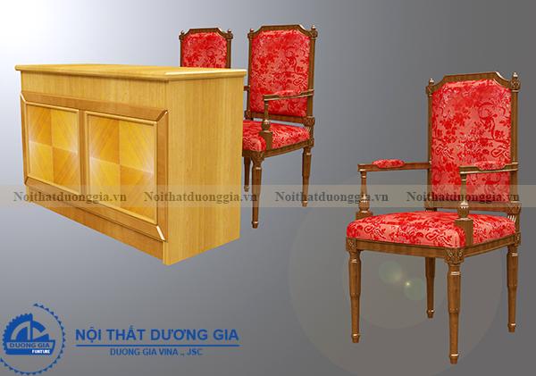 Mua ghế hội thảo gỗ tự nhiên ở đâu?