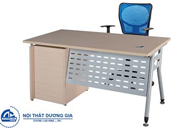 Điểm danh các mẫu bàn văn phòng 1m4 thiết kế đẹp, hiện đại