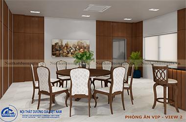 Tư vấn cách trang trí nội thất phòng ăn đẹp, ấm cúng và sang trọng
