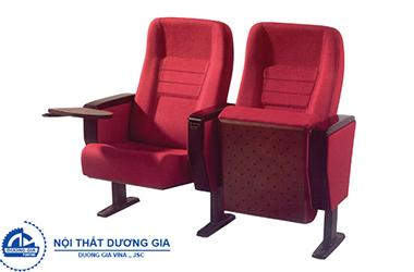 Bật mí cách lựa chọn ghế lật hội trường phù hợp với từng không gian