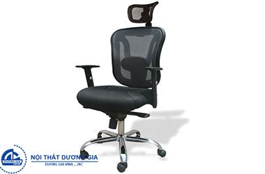 Ưu điểm của ghế văn phòng có bánh xe là gì? Mua ở đâu yên tâm nhất?