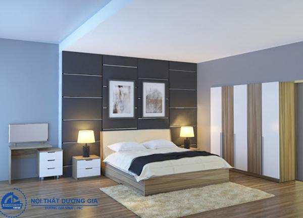Nội thất phòng ngủ Hòa Phát sang trọng 304