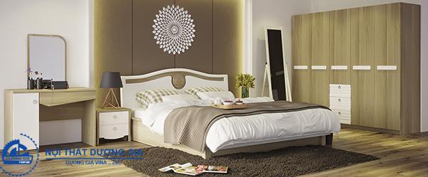 Nội thất giường tủ Hòa Phát 401
