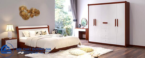Mẫu nội thất phòng ngủ Hòa Phát 402
