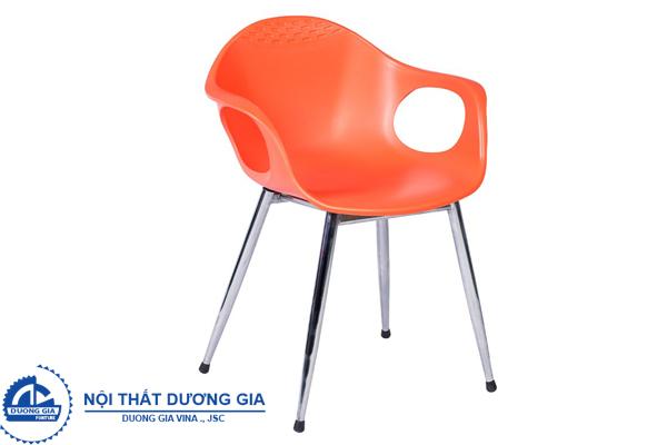 Ghế nhựa khung thép G34