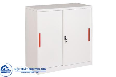 Tủ thấp văn phòng bằng sắt TU88SD
