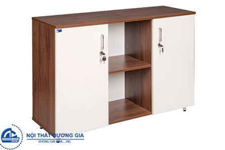 Tủ thấp văn phòng LUX850-3T2