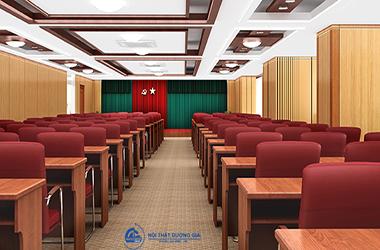 Công ty cung cấp bàn ghế hội trường ở Hà Nội chuyên nghiệp, uy tín