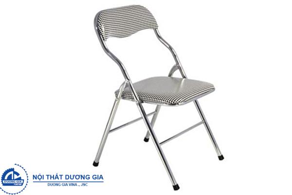 Ghế gấp GG01-M thiết kế đơn giản